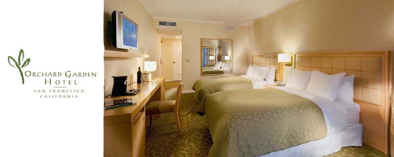 Charming About Orchard Garden Hotel. Orchard Garden Hotel Is San Franciscou0027s ...